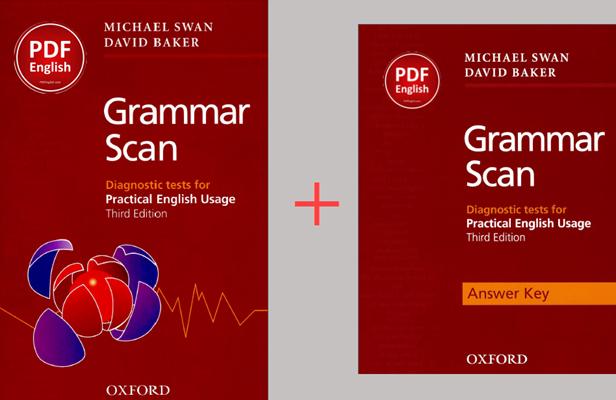 دانلود Grammar Scan به همراه پاسخنامه