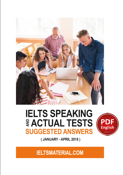 دانلود 2018 IELTS Speaking Actual Tests