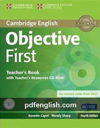کتاب Objective First Teacher Book
