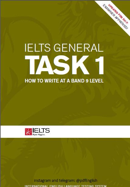 دانلود کتاب IELTS General Task 1