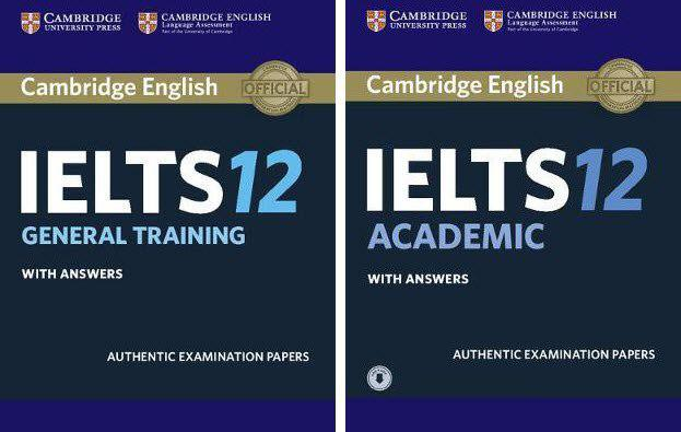 دانلود Cambridge IELTS 12