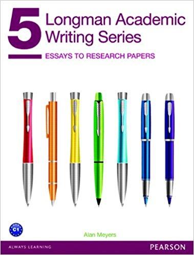 فایل کتاب Longman Academic Writing Series 5