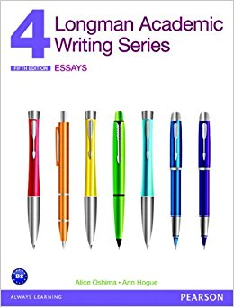 فایل کتاب Longman Academic Writing Series 4