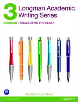 فایل کتاب Longman Academic Writing Series 3