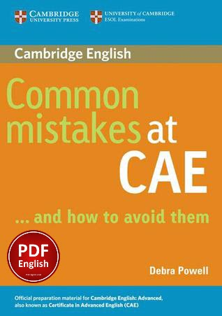 کتاب Common Mistakes at CAE