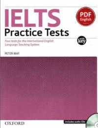 کتاب OXFORD IELTS Practice Tests