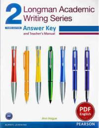 پاسخ Longman Academic Writing Series 2