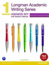 پاسخ Longman Academic Writing Series 1