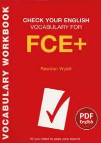 کتاب Check your English Vocabulary for FCE