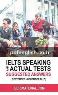 دانلود IELTS Speaking Actual Tests