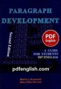 کتاب Paragraph Development