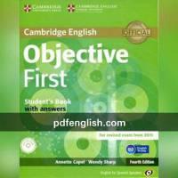 کتاب Objective First Student Book