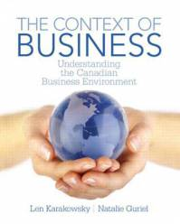 دانلود کتاب The Context of Business