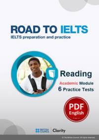 نمونه آزمون ریدینگ آکادمیک آیلتس Road To IELTS