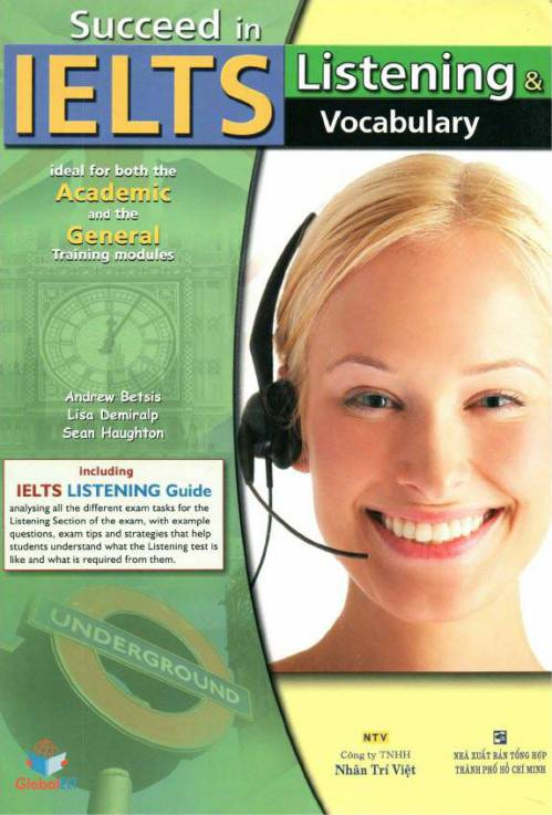دانلود Succeed in IELTS Listening and Vocabulary
