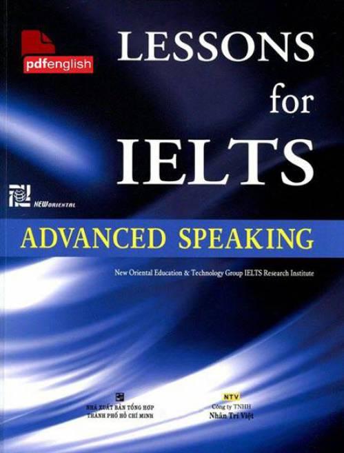 دانلود Lessons for IELTS Advanced Speaking