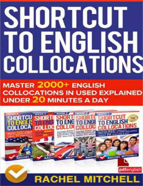 كتاب Shortcut To English Collocations